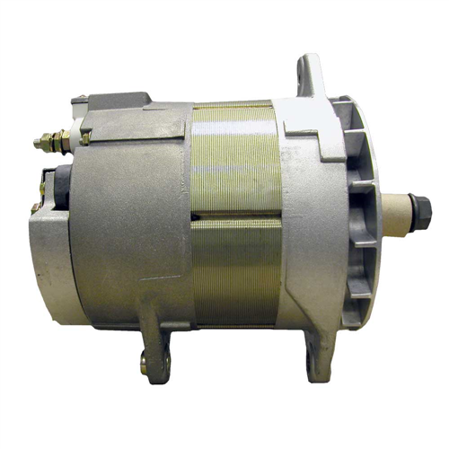 4873JB_Prestolite Leece Neville New Alternator 4000 Series J180 Mount type 12V 245A
