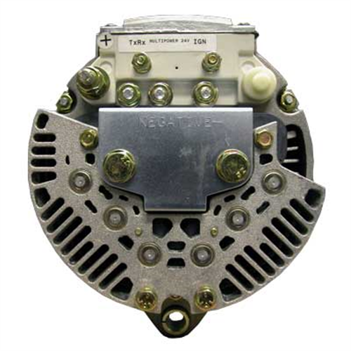 4883JB_Prestolite Leece Neville New Alternator 4000 Series J180 Mount type 12V 270A