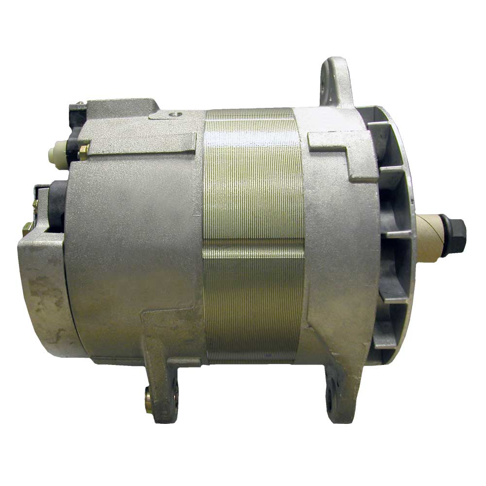 4890JB_Prestolite Leece Neville New Alternator 4000 Series J180 Mount type 12V 320Amp