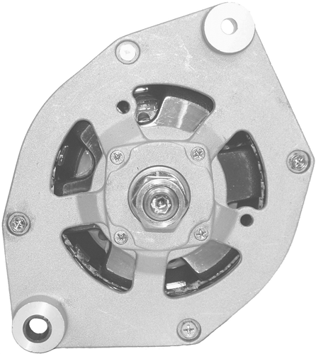 858884_Prestolite Leece Neville New Alternator EXT Fan Series Spool 2 Inch Mount type 24V 55A