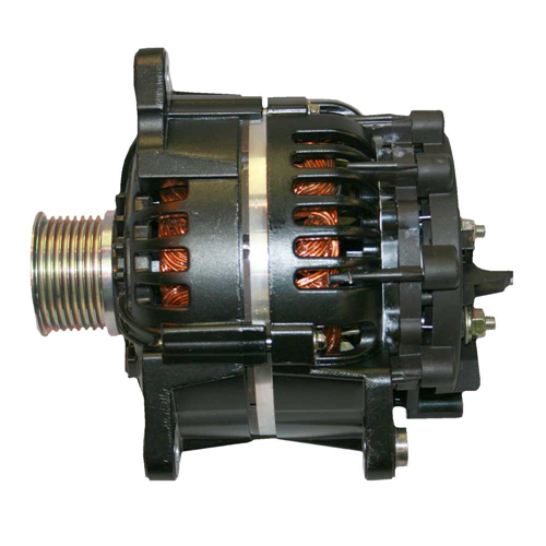 A147S308_Prestolite Leece Neville New Alternator AVI Series SWUNG RH Mount type 24V 120A