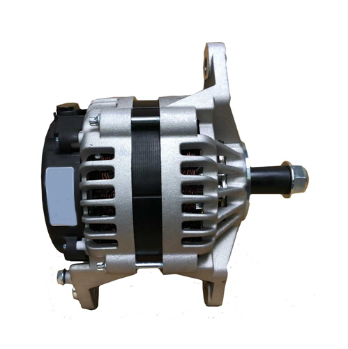 A24J1604P_Prestolite Leece Neville New Alternator Load Handler LHPP 24SI Series J180 Mount type 12V 160A