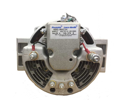 BLP2404GH_Prestolite Leece Neville New Alternator BLP Series Brushless Pad Mount type 12V 160A
