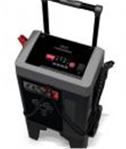 DSR123_DSR123 SCHUMACHER Battery Charger 250A Start Assit with 50A Boost Charge Auto Wheel Charger