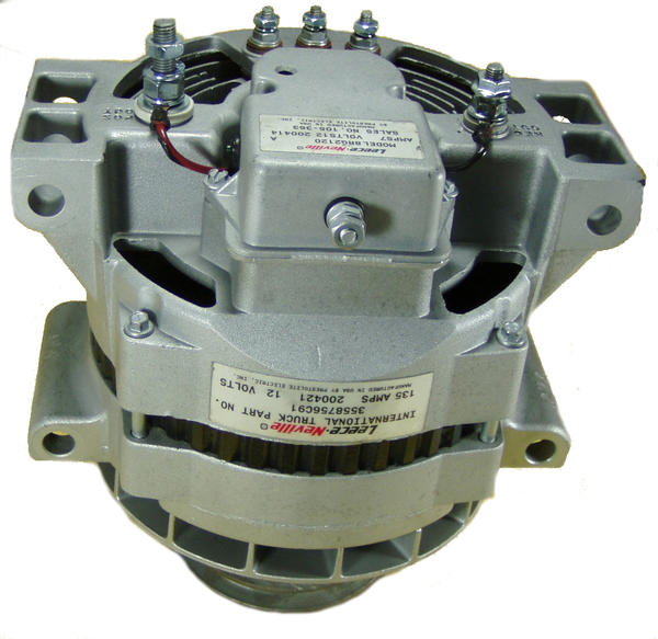 LBP2190H_Prestolite Leece Neville New Alternator LBP Series Pad Mount type 12V 135A