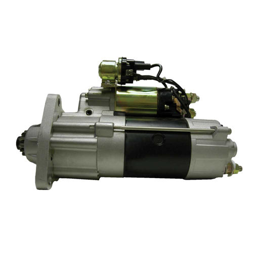 M105R2502SE_New Starter Motor Prestolite Leece Neville Electric Power Pro 5 12V 12T 8/10 DP Pinion Pitch CW Rotation 5KW with Wet Clutch