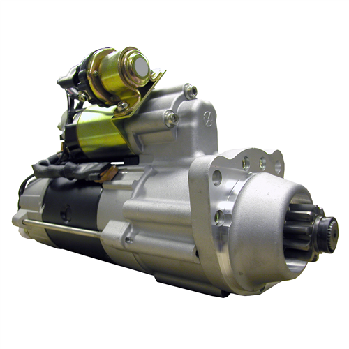 M105R2510SE_New Starter Motor Power Pro 12V 10T 8/10 DP Pinion Pitch CW Rotation 5KW with Wet Clutch