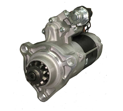 M105R3085SE_Pretolite Leece Neville New Starter Motor Power Pro M105 24V 11T 6/8 DP Pinion Pitch 7.5KW  With Wet Clutch