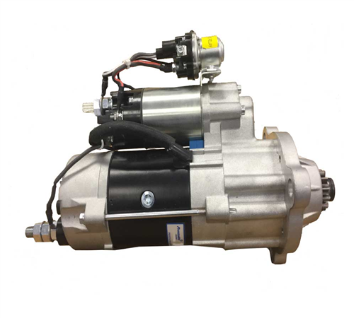 M105R3508SE_New Starter Motor Power Pro M105 24V 11T 6/8 DP Pinion Pitch 7.5KW with Wet Clutch