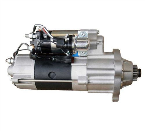 M105R3513SE_New Starter Motor Power Pro M105 24V 12T 8/10 DP Pinion Pitch CW Rotation 7.5KW with Wet Clutch