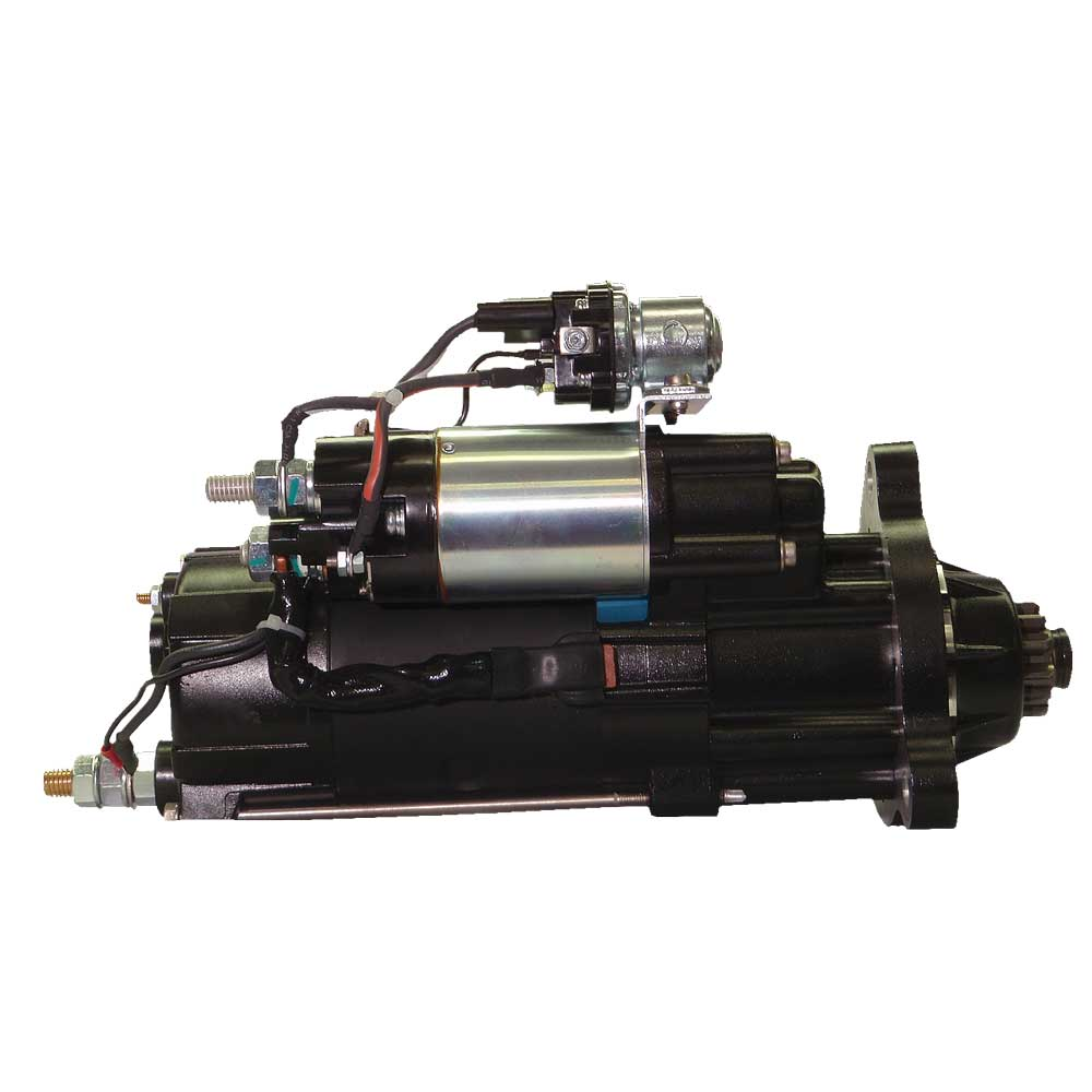 M110605_New Starter Motor M110 12V Cw Rotation 6KW with OCP