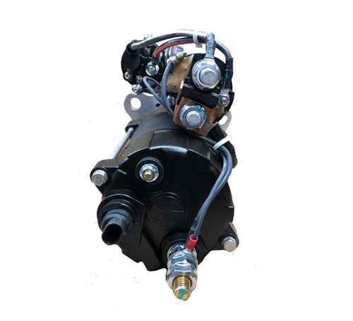 M110610_New Starter Motor M110 12V 8-10 Pinion Pitch Cw Rotation 7KW with OCP and Wet Clutch