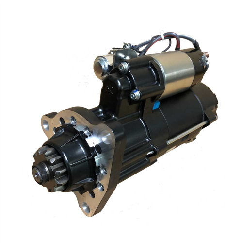 M110R2616SE-A_Pretolite Leece Neville New Starter Motor 12V 11T 6/8 DP Pinion Pitch CW Rotation 7KW with Wet Clutch