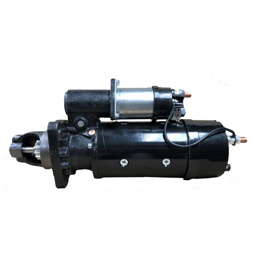 M421063_New Starter Motor Load Handler LHPP 12V 12T 8/10 DP Pinion Pitch 7.3KW with OCP