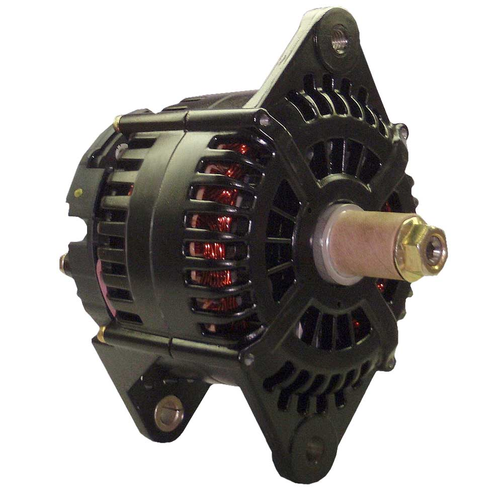A160208_Prestolite Leece Neville IDLE PRO 12V 210A Brush Alternator