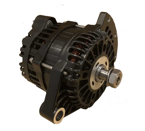 A1743D_Load Handler Power 12V 105A Brush Alternator
