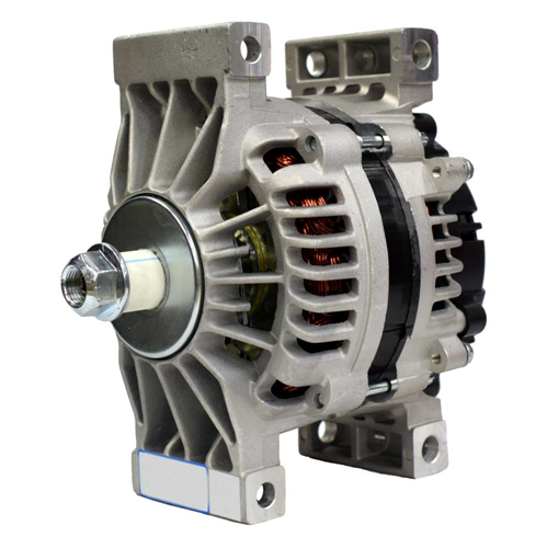 A28P035P_Load Handler Power 24V 100A Brush Alternator