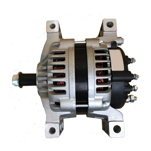 A28P110_LOAD HANDLER Power 24V 110A Brush Alternator