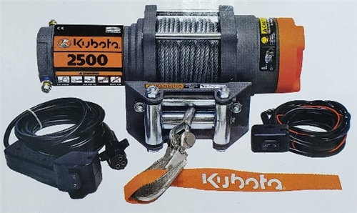 1125223_SUPERWINCH TERRA 2500 KUBOTA