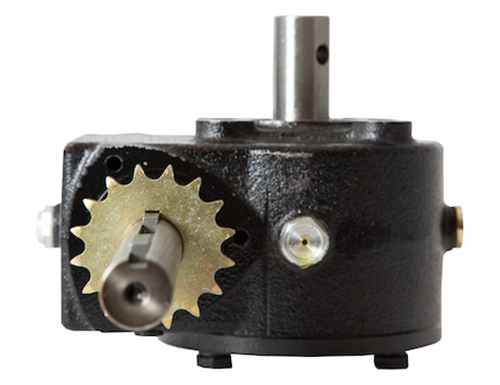 1410720_Buyers, SaltDogg Gear Box with Sprocket for SCH Series Spreaders