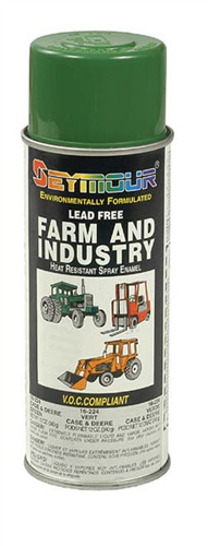 16-224_Seymour Farm and Industry Enamel, Case and Deere Green 16-224