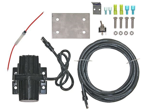 3008046_Buyers, SaltDogg 200 Pound Vibrator Kit for 1400 Series Spreaders