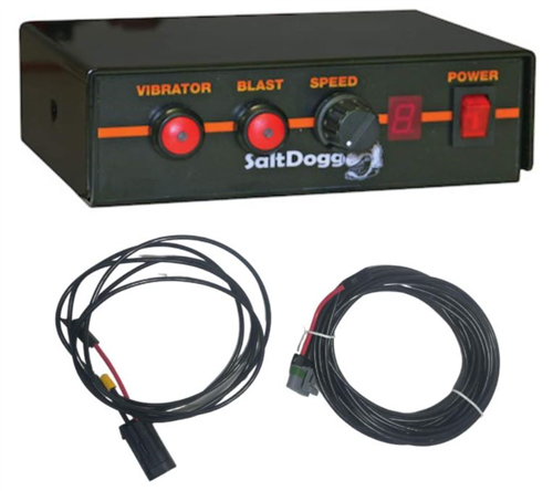 3015371_Buyers, SaltDogg TGS Series Spreader 2009 & Older Variable Speed Controller Kit with Wire Harness