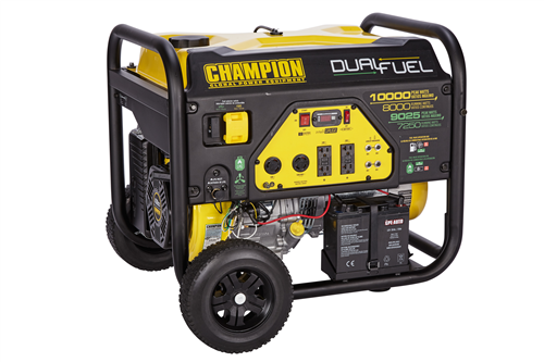 CP100297_CHAMPION 8000W Dual-Fuel Portable Generator
