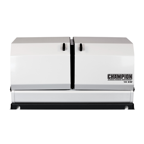 CP100837_14-kW aXis Home Standby Generator with 200-Amp Whole House Switch