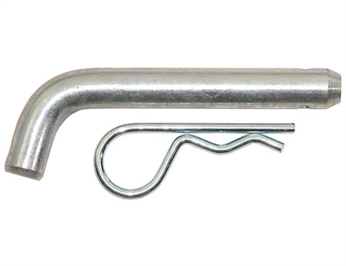 HP6253WC_Buyers 5/8 X 3.3 Inch Clear Zinc Hitch Pin With Cotter Pin