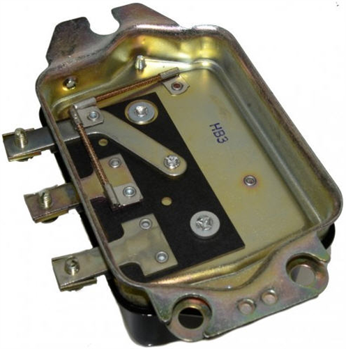 RVR2110_Regitar, Delco Mechanical Regulator 6V, 37-41A, Positive Ground, A-Circuit