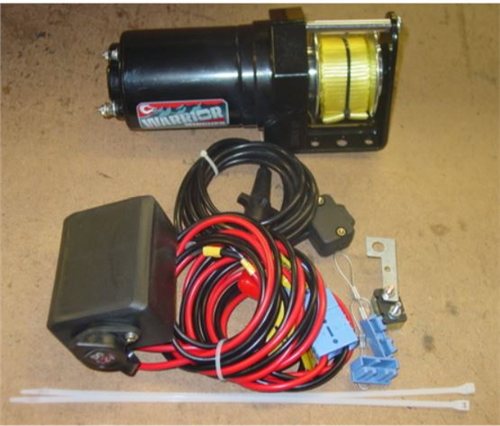SNO00382_SnowBear Complete Replacement Winch With Wiring Kit (NWB3000)
